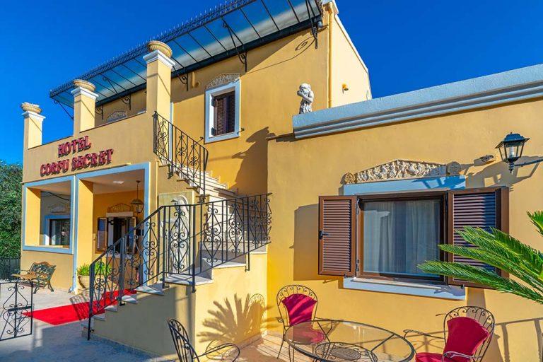 Oferta speciala Corfu - Corfu Secret Hotel 3*
