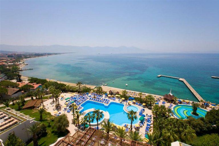 Early booking vara 2019 Kusadasi - Fantasia Hotel De Luxe Kuşadası 5*