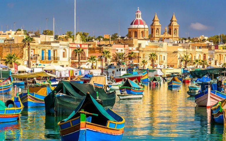 Senior Voyage in Malta, insula cavalerilor (hotel 3*)