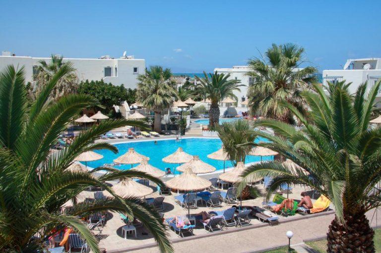 Paste 2019 Creta - Europa Beach Hotel 4*