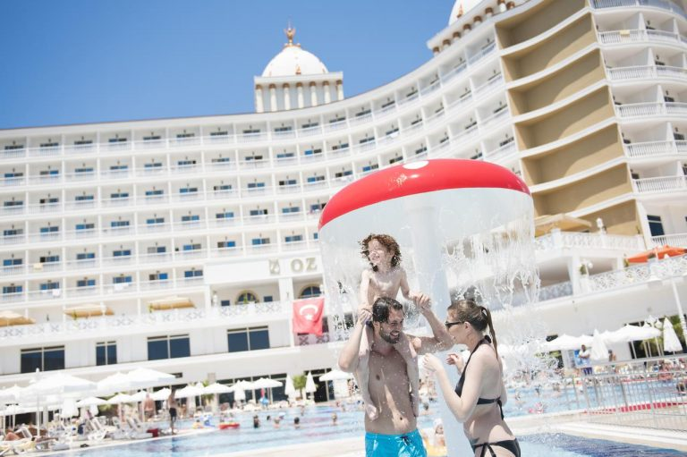 Oz Hotels Sui̇ Resort 5*