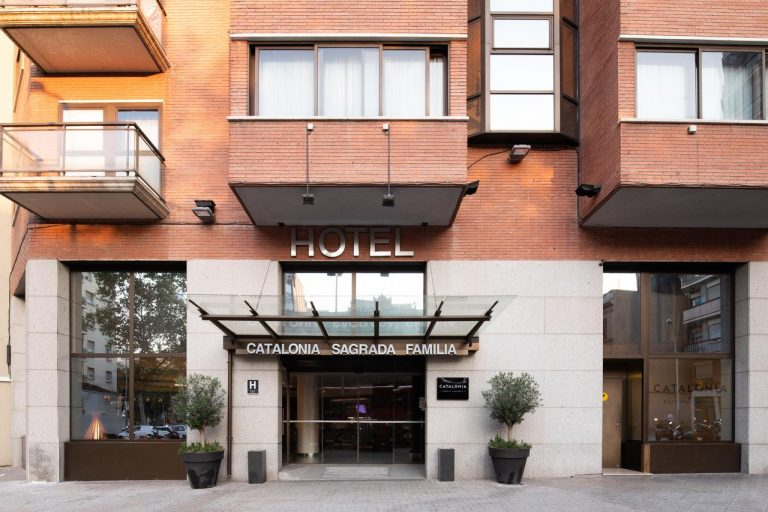 Catalonia Sagrada Familia Hotel 3*