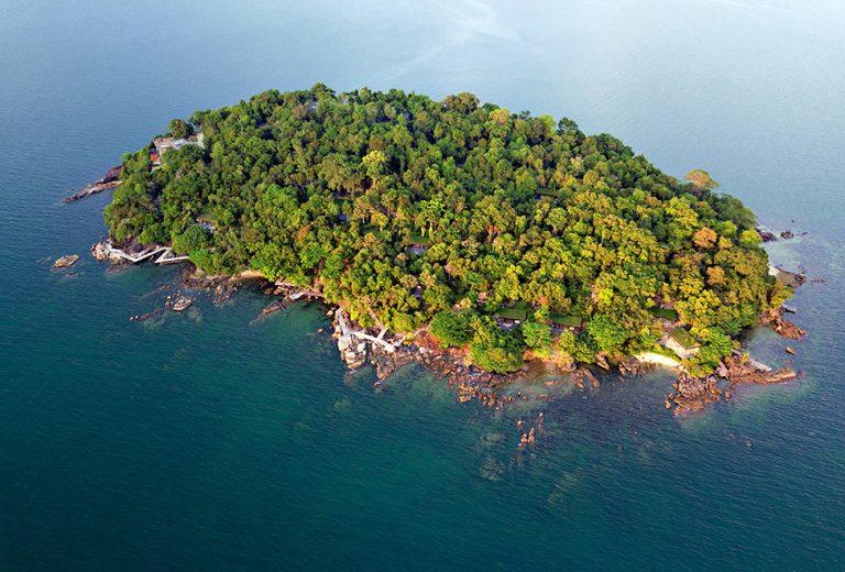 Six Senses Krabey Island 5,5*