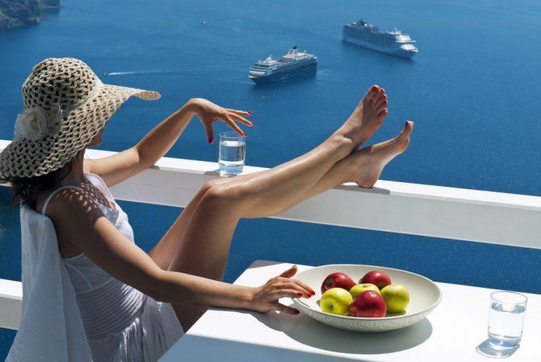Aqua Luxury Suites Santorini 5*