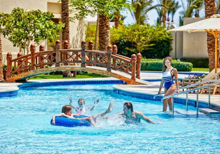Paste in Egipt - Steigenberger Aqua Magic Hotel 5*