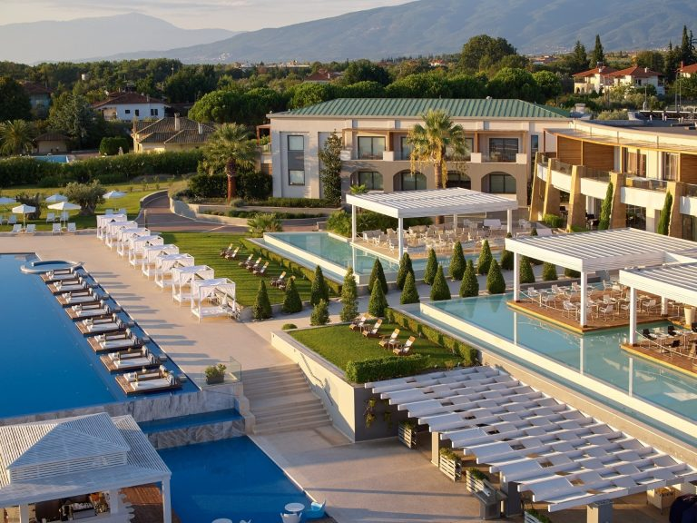 Cavo Olympo Luxury Resort & Spa 5* (adults only)