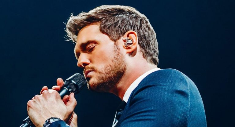 Michael Buble in concert la Praga - Central Hotel 3*