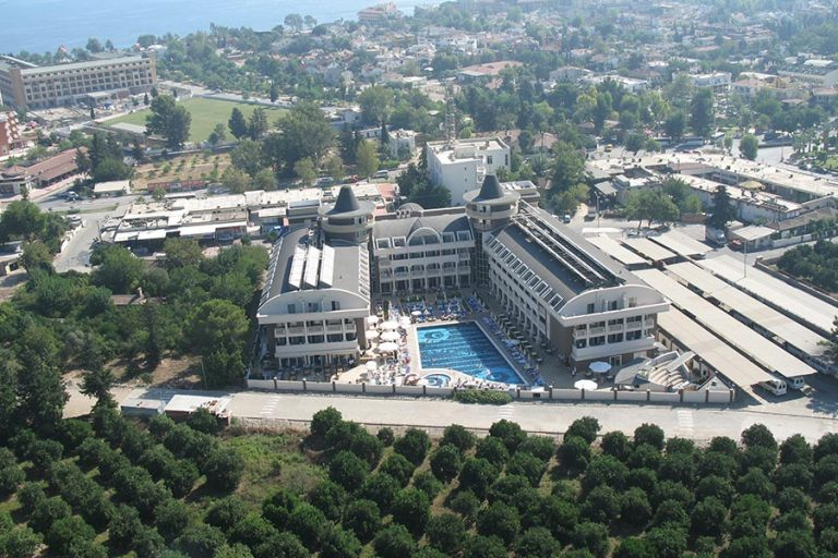 Early Booking vara 2021 Antalya - Viking Star Hotel 5*