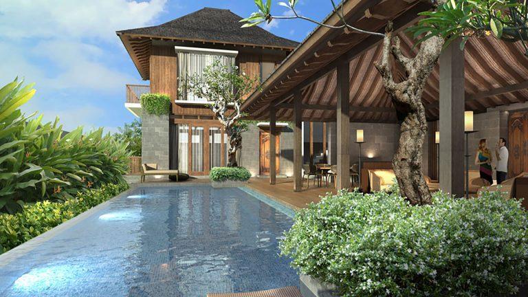 The Apurva Kempinski Bali 5,5*