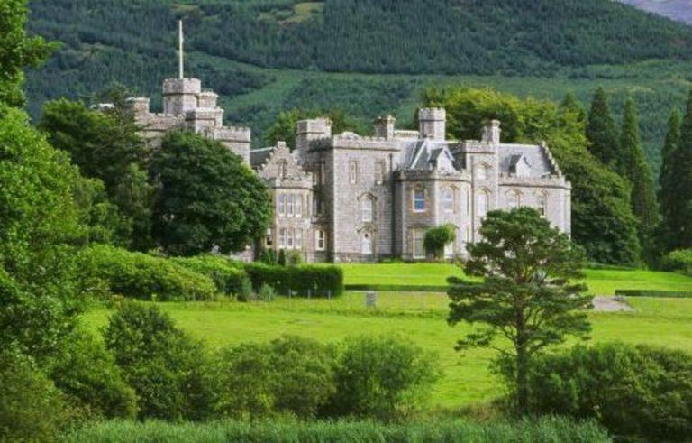 Inverlochy Castle Hotel 5*