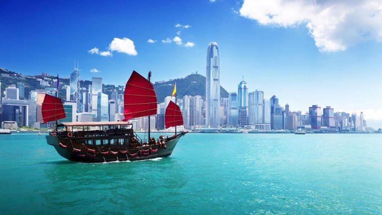 Revelion 2020 Hong Kong