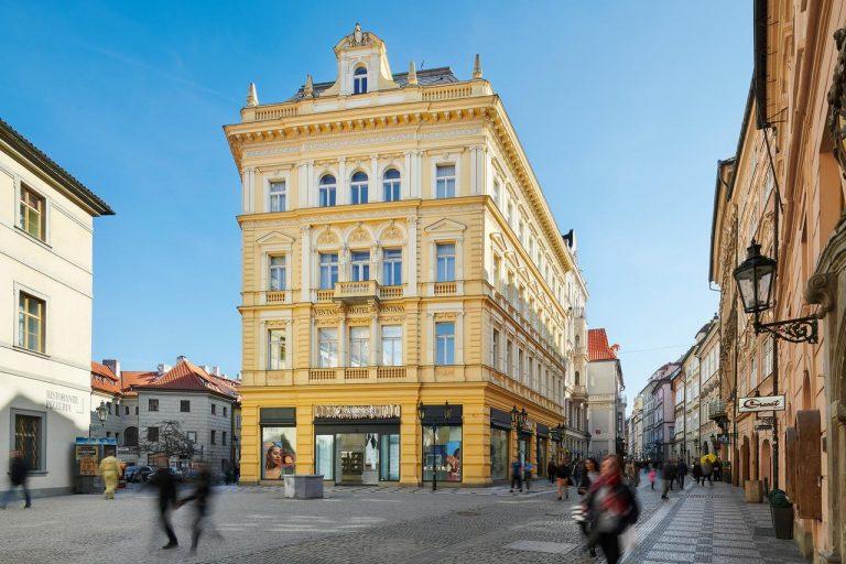 1 Mai la Praga - Ventana Hotel 5*