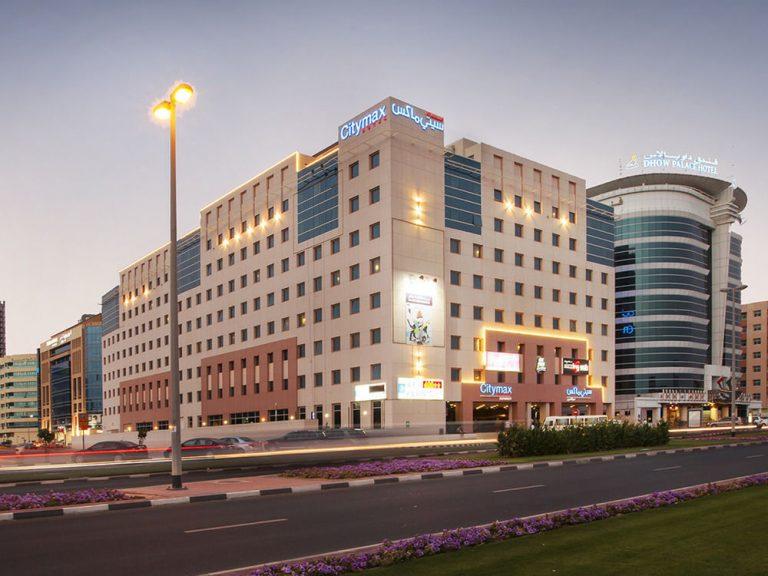 Citymax Hotel Bur Dubai Hotel 3*