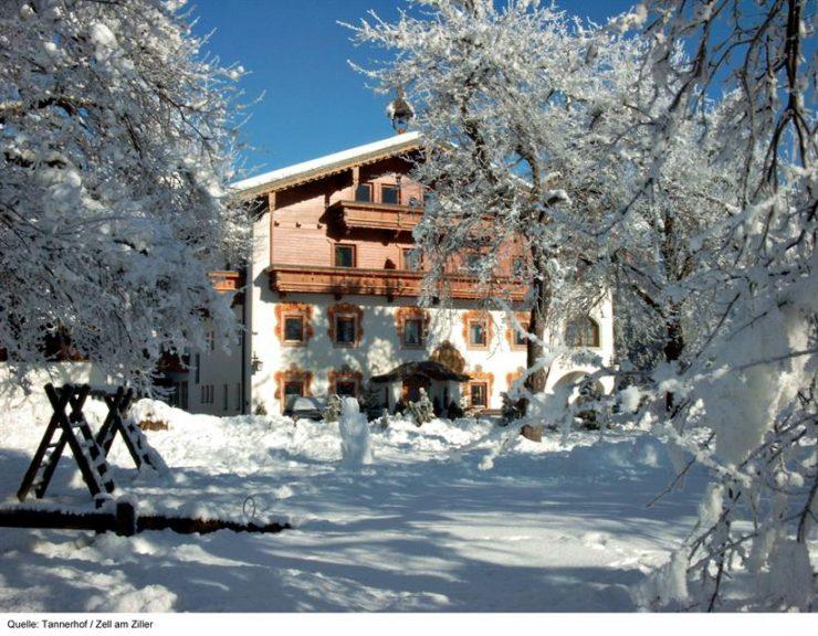 Tannerhof Hotel 3* - Free Ski Pass