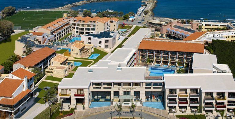 Early Booking vara 2021 Creta (Chania) - Porto Platanias Village Resort 4*