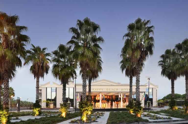 Savoy Beach Hotel 4*