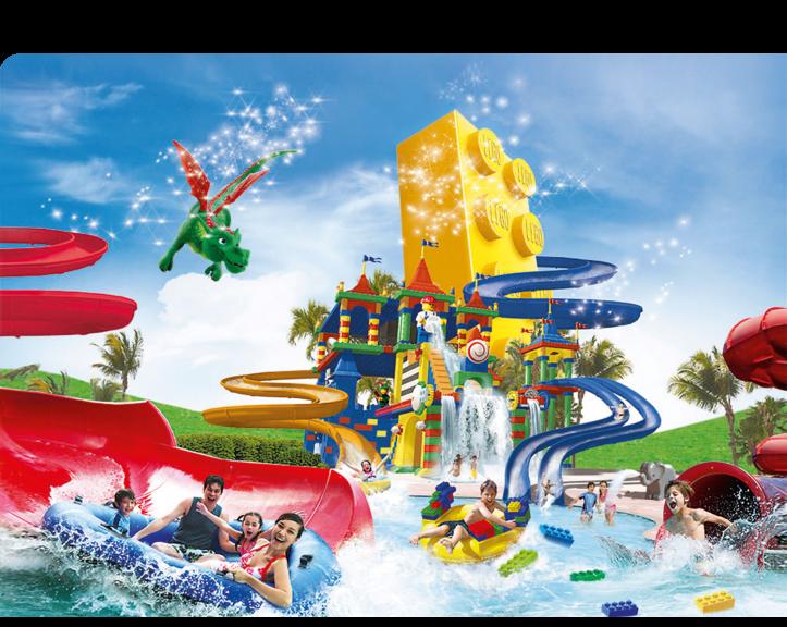 Lapita - Dubai Parks & Resorts - Autograph Collection 4*