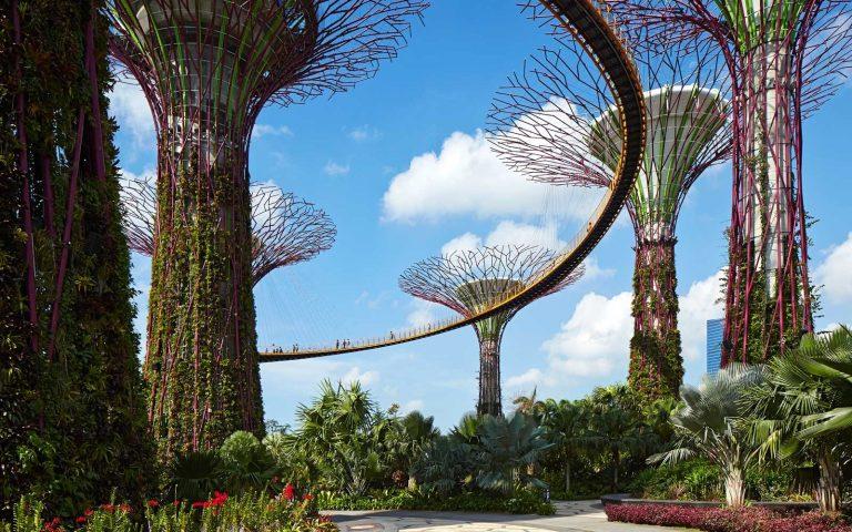Revelion 2020 in exotica insula Bintan si in Singapore, orasul viitorului