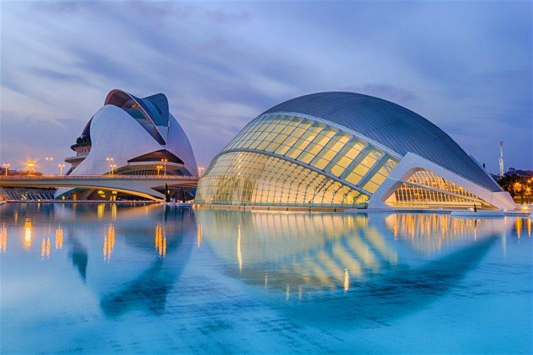 Revelion 2020 in Valencia