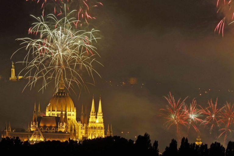 Revelion 2021 pe malul Dunarii -  Budapeste & Viena