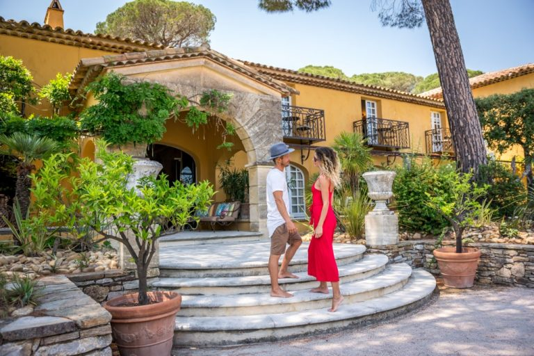 Villa Marie Saint-Tropez 5*