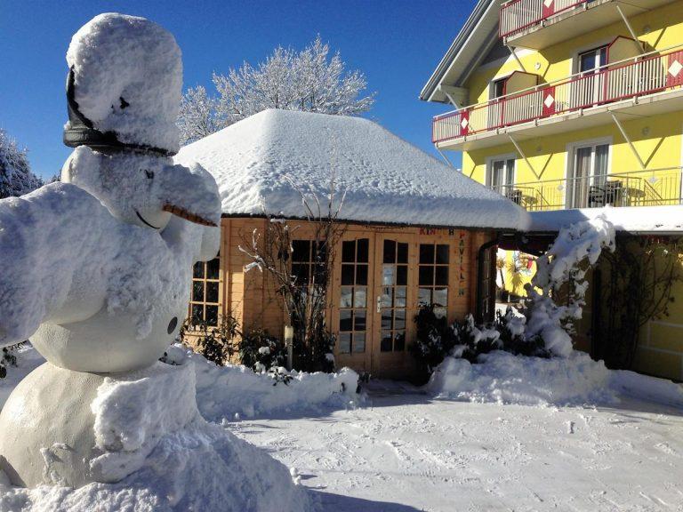 La ski in Austria - Paulis Familienhotel 3*