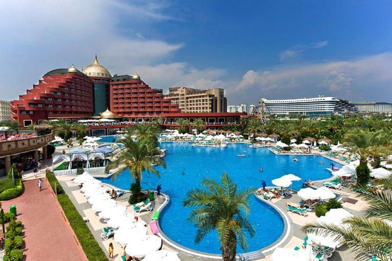 Oferta speciala Antalya - Delphin Palace Hotel 5*