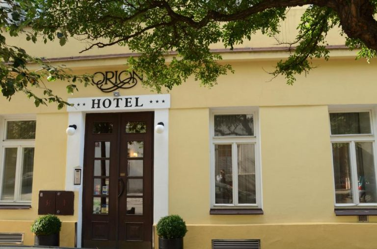 Viziteaza Praga in luna martie - Orion Hotel 3*