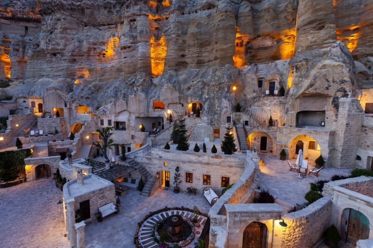 Yunak Evleri Hotel Cappadocia 3*