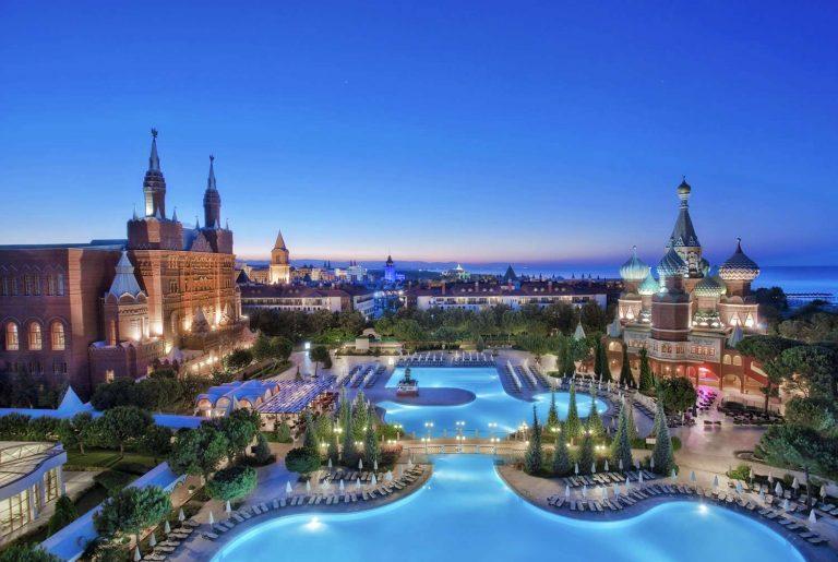 Oferta speciala Antalya - Asteria Kremlin Palace 5*