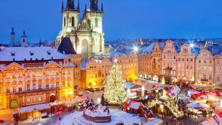 Craciun la Praga - Central Hotel 3*
