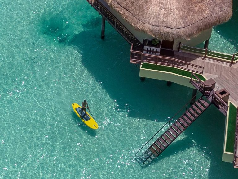 Palafitos Overwater Bungalows - at El Dorado Maroma 5* (adults only)