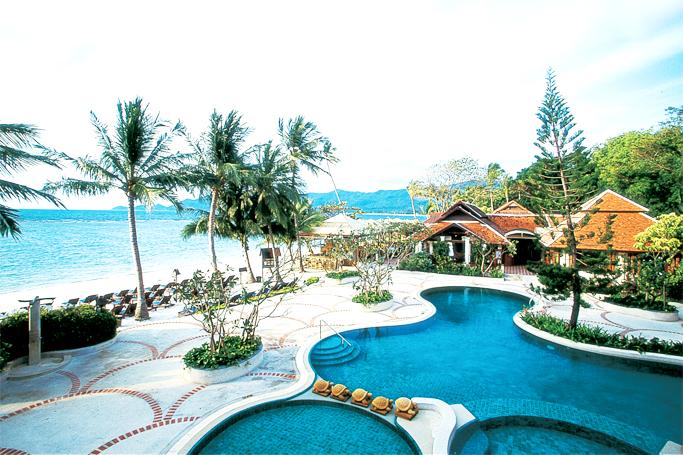 Chaweng Regent Beach Resort 4*