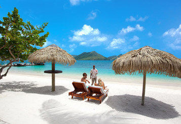 Sandals Grande St. Lucian Spa and Beach Resort 5* (couples only)