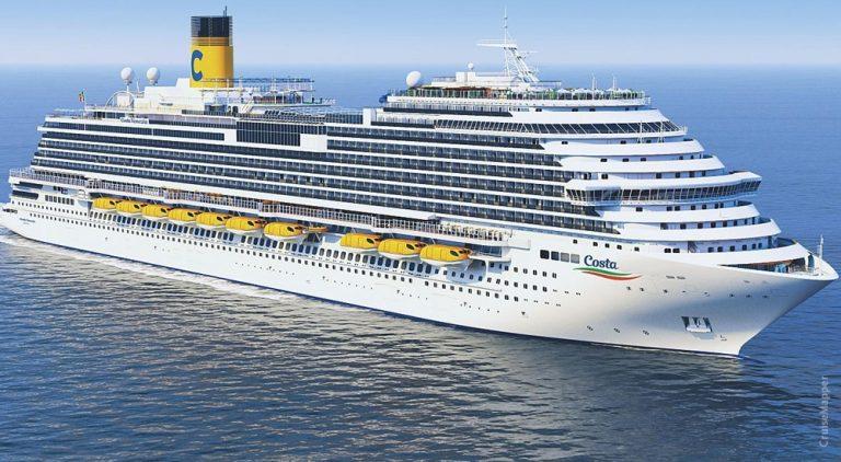 Croaziera 2021 in Spania, Franta si Italia la bordul navei Costa Firenze - 7 nopti