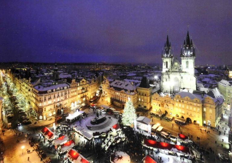 Targul de Craciun din Praga (06 - 09 Decembrie) - Archibald City Hotel 4*