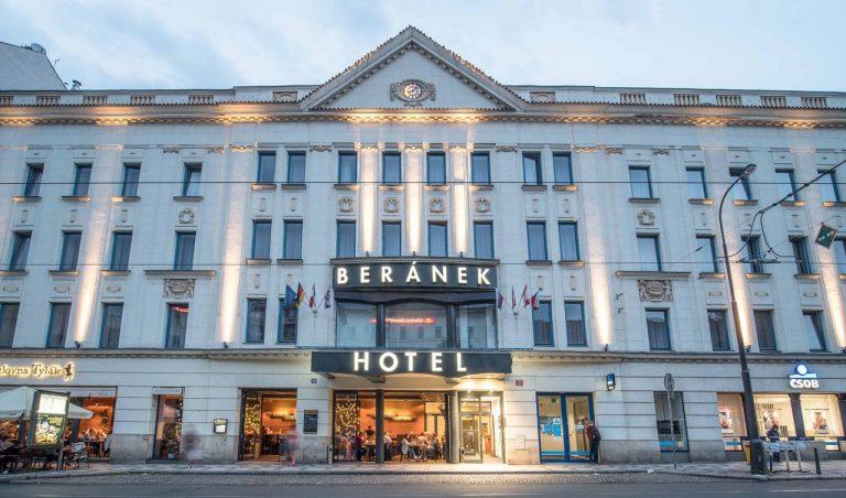 De ziua Unirii viziteaza Praga - Beranek Hotel 3*
