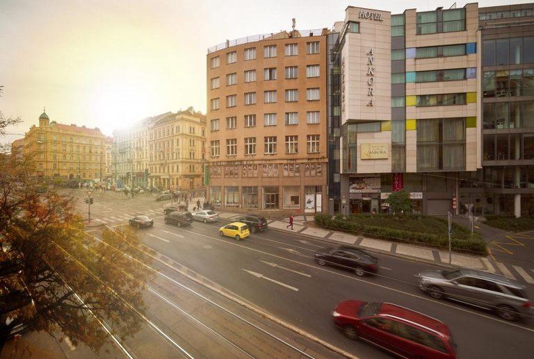 1 Mai la Praga - Ankora Hotel 3*