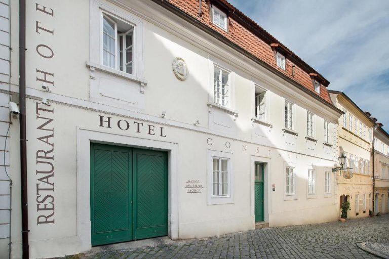 1 Mai la Praga - Constans Hotel 4*
