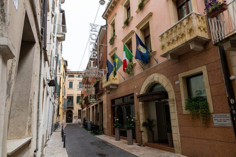Giulietta E Romeo Verona Hotel 3*
