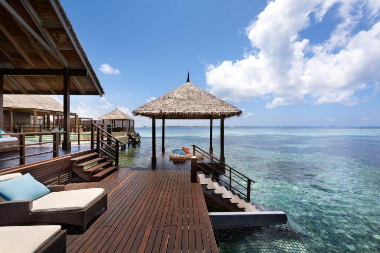 Shangri-La's Villingili Resort & Spa, Maldives 6* - promotie Flash Sale 55%