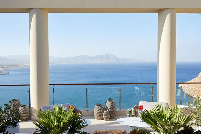 Lindos Blu Luxury Hotel & Suites 5* (adults only)