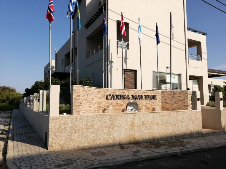 Early booking vara 2020 Creta (Chania) - Carisa Maleme by the Sea 3*