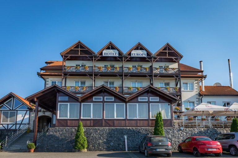 Revelion 2020 in Albesti, jud. Mures - Hotel Europa Kokeltal 3*