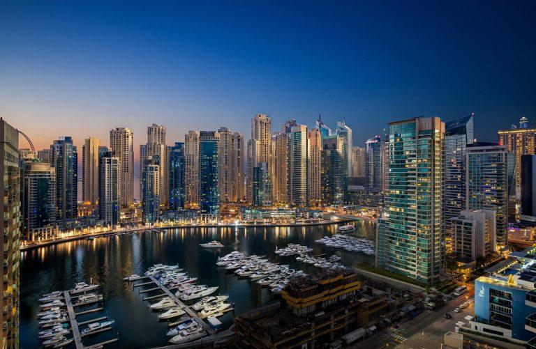 La shopping in Dubai - Millennium Place Dubai Marina 4*