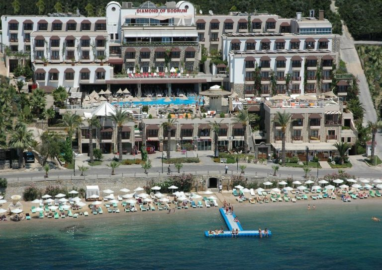 Early Booking vara 2020 Bodrum - Diamond of Bodrum Hotel 5*