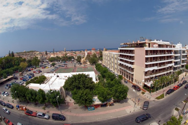Early booking vara 2020 Creta (Chania) - Brascos Hotel 3*