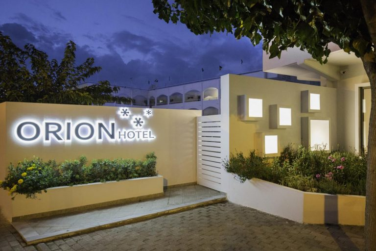 Early booking vara 2020 - Orion Hotel 3*
