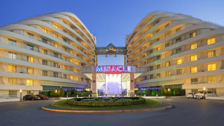 Early Booking 2022 Antalya – Miracle Resort Hotel 5*