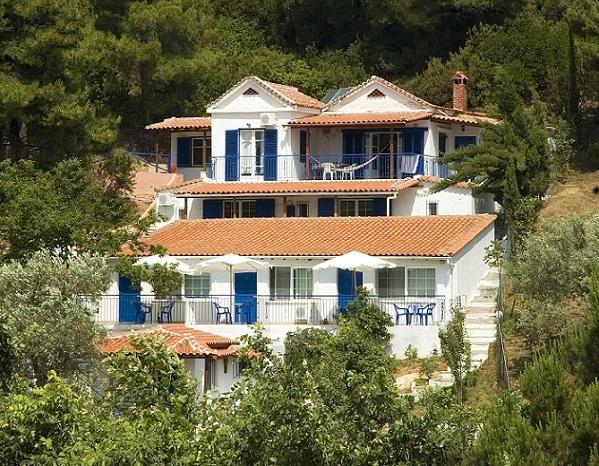 Early Booking vara 2020 Skiathos - Despo Villa